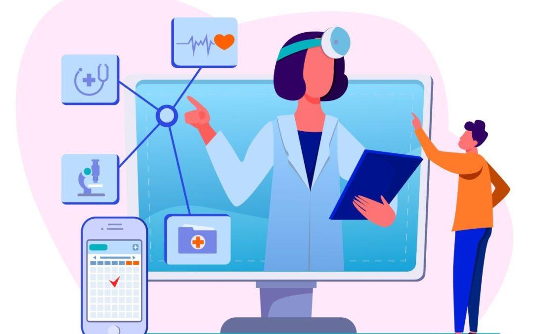 Chat médico – una visita sin salir de tu casa